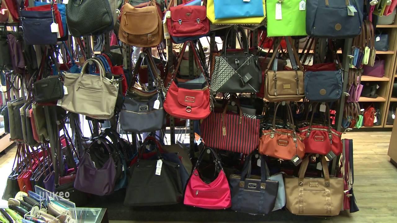 Vente de sacs, parapluies de grandes marques : LA MAROQUINERIE PARISIENNE
