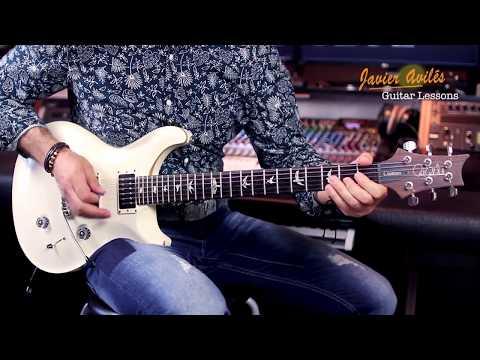 Bowie Style - PRS Custom 24 (Javier Aviles)