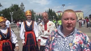 Деснянский хоровод 2018 (Брянск 12.06.2018)