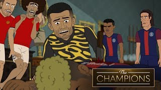 The Champions: Season 1, Episode 8