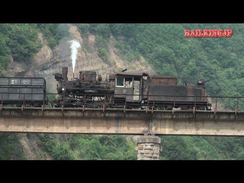 幻の監獄鉄道 四川省広元市・栄山鉄路 Guangyuan Rongshan Coal Mine Railway Vol.3