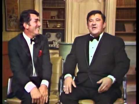 Dean Martin and Buddy Hacket