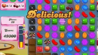 Candy Crush Saga Level 85