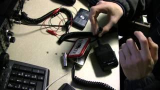 DIY CB ECHO MIC TO PC INTERFACE