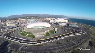 видео: Формула 1 в Сочи