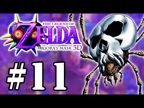 Let's Play: Zelda Majora's Mask 3D - Parte 11 - Desafio do Mordomo