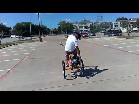 MOTORIZED ADULT TRIKE FOR SALE