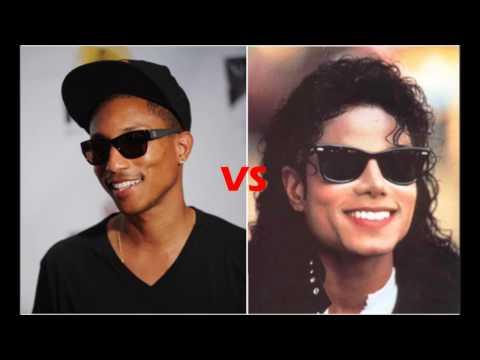 Michael Vs Pharrell - Remember Frontin' (Unofficial Blackjack Mashup)