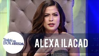 Download lagu Alexa wants to exclude herself from Nash and Mika's relationship | TWBA