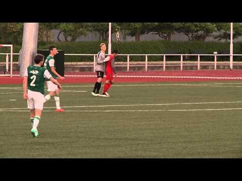 U19 | NIF- FCN - Pokalfinale ØST - 2.H | 3. juni 2015 | 1-2 (1-0)