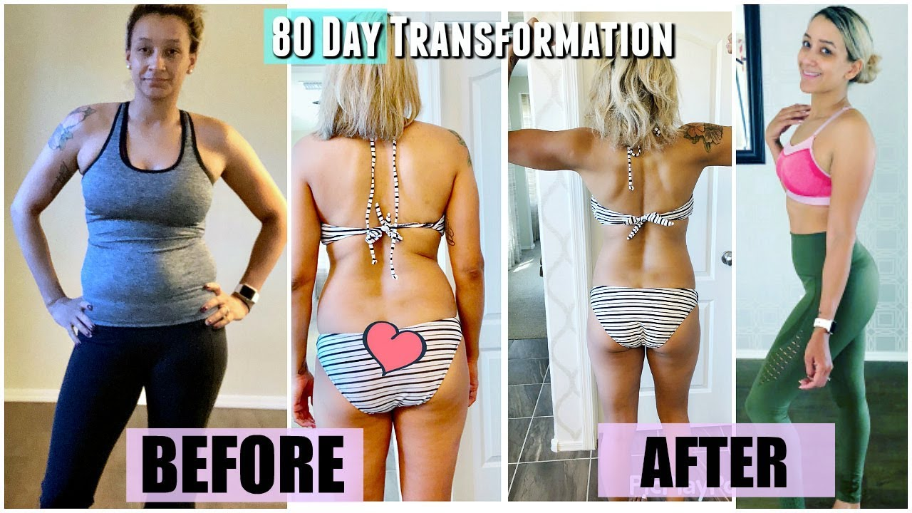 80 Day Obsession my fitness and health weightloss story   80 day obsession honest review