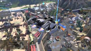 Firefall the Game: Gameplay and Commentary March 2015