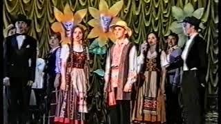 Гродненский колледж искусств. 3 курс заочного обучения. 2003 год. Модны шляхтюк.