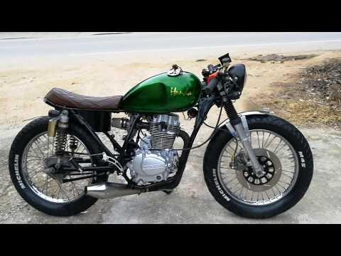Cafe racer 250cc.