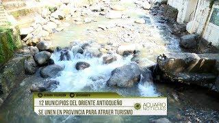 12 municipios del Oriente Antioqueño se unen en provincia para atraer turismo