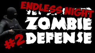 MODO ENDLESS NIGHT | Yet Another Zombie Defense | #2
