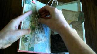 Ornithology Junk Journal - Flip Through