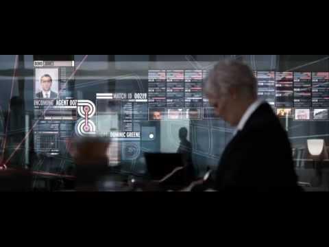 Quantum of Solace - James Bond persigue a Dominic Green y este se reune con la CIA.