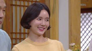 """""""잔칫상은 무슨~ 갈비, 동치미, 잡채, 홍어회!"""" 강…"""