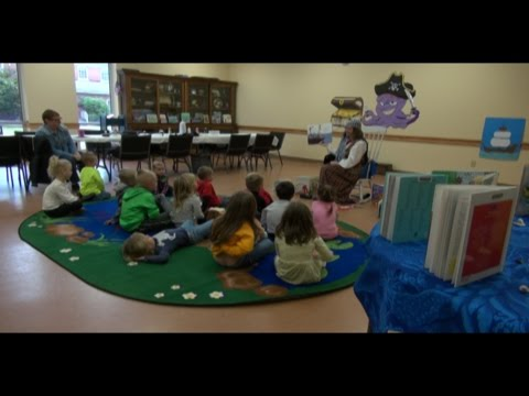 "Libraries Today Episode 8 ""Children's Programs in Public Libraries"""