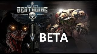 [FR] Space Hulk DeathWing BETA, COOP MISSION 2 complète.