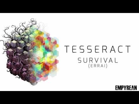 TesseracT - Survival (Backing Track)