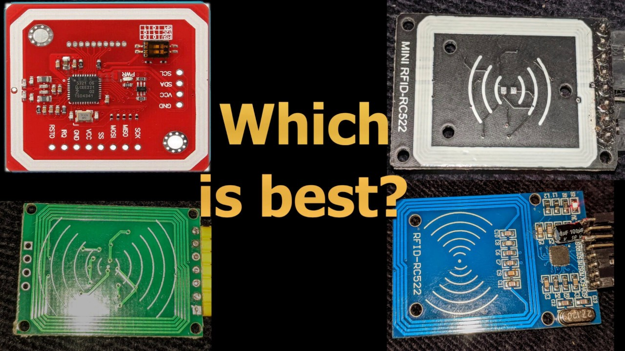 Which Is Best Rfid Nfc Mifare Chip Selection Guide Rc522 Vs Pn532 Latest Open Tech From Seeed Studio