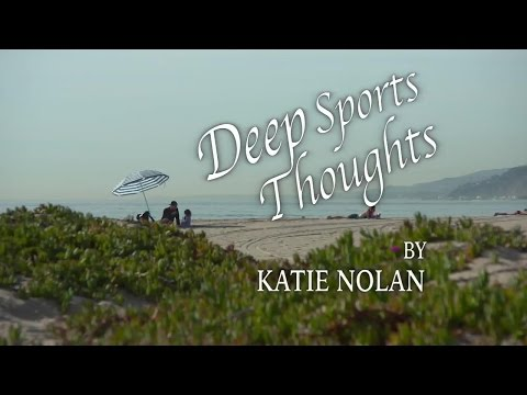 Deep Sports Thoughts by Katie Nolan: Praying NFL in LA