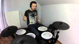 Bring Me The Horizon - Follow me drum cover by Geluz