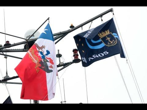 Armada dio inicio a las celebraciones de su Bicentenario