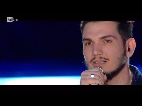 """Gaudiano: """"Polvere da sparo"""" - Sanremo Giovani 17/12/2020"""