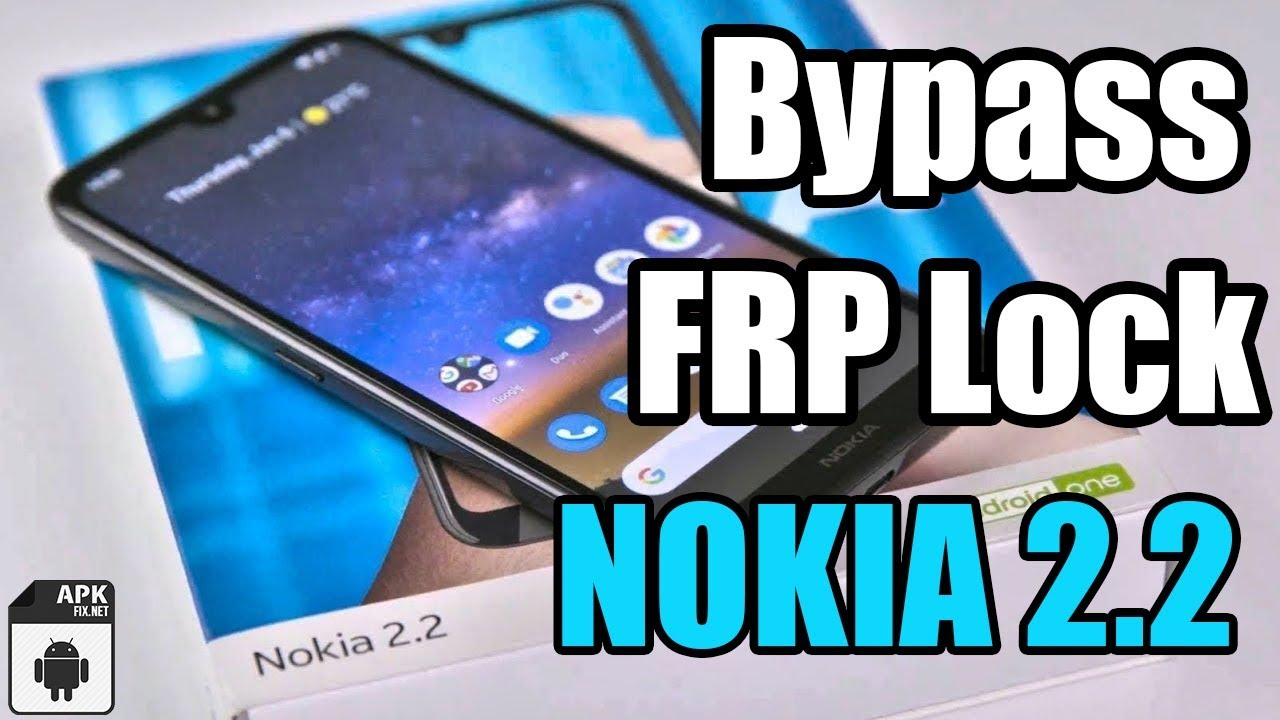 How To FRP Lock Google Account Nokia 2 2 | 3 2 | 4 2 Android ONE