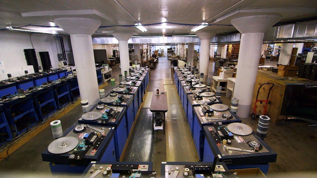 mass cd production machine