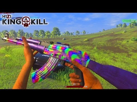ALREADY TRIGGERED FROM MAIN CHANNEL... - H1Z1 King of the Kill Gameplay