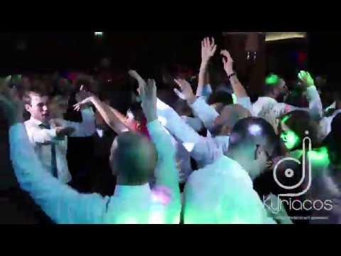 Wedding Dj in Limassol, Cyprus   Elena & Demos   Mediterranean Hotel   October 2017