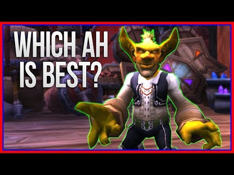 Which Auction House is the Best?  | WoW...