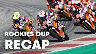 Red Bull MotoGP Rookies Cup 2018 Highlights: Spielberg, Austria
