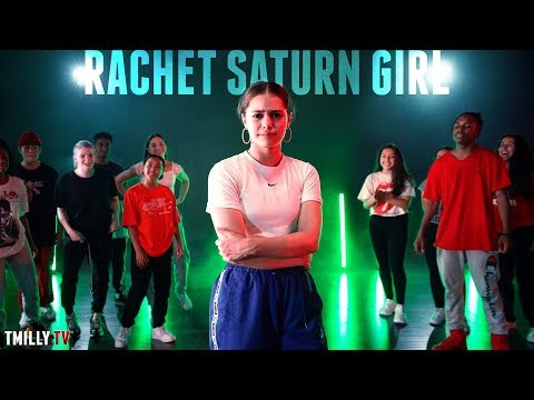 Aminé - Ratchet Saturn Girl - Choreography by Audrey Partlow - TMillyTV