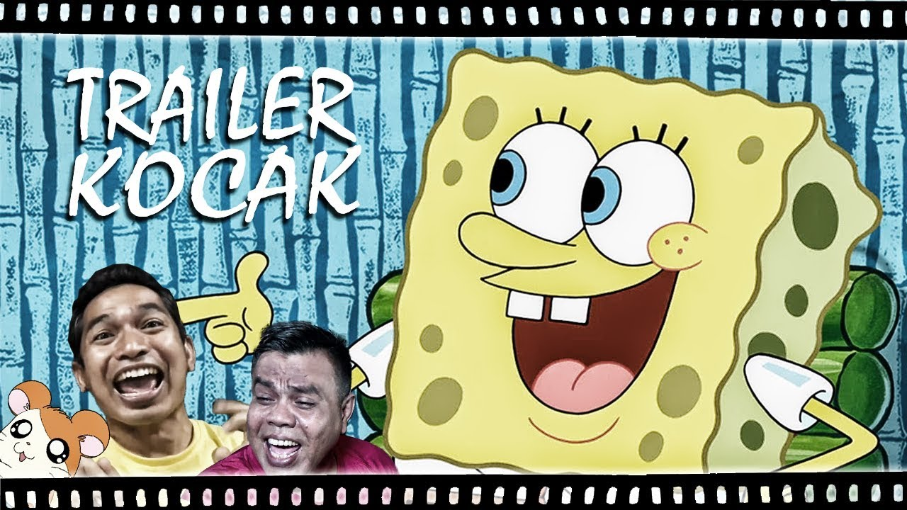 Trailer Kocak Spongebob Squarepants MEME Edition