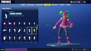FORTNITE Dancing with justice