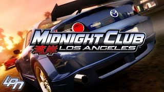 MIDNIGHT CLUB LOS ANGELES Part 1 - Willkommen in LA (Xbox 360) / Lets Play MC LA