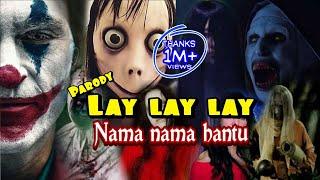 Gambar cover lay lay lay versi hantu