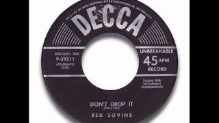 Red Sovine - Dont Drop It YouTube Videos