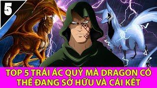 Top 5 trái ác quỷ mà Monkey D Dragon có thể đang sở hữu và cái kết - Top anime.