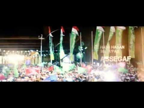 Cuplikan Nurul Musthofa di Plaza Barat GBK 23 Desember 2015