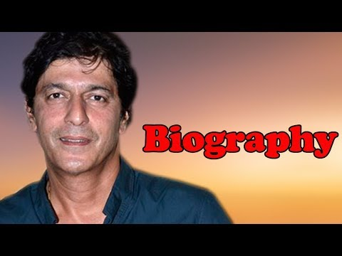 Chunky Pandey - Biography