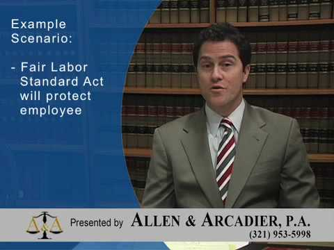 Employment Law: Whistle Blower Actions