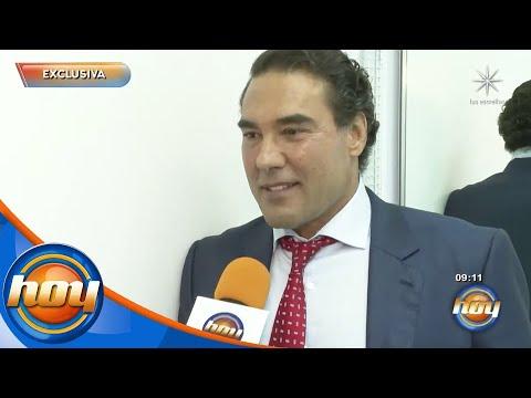 Eduardo Yáñez revela que sí existen videos íntimos de él | Programa Hoy