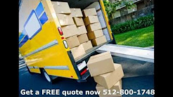 Round Rock Tx Movers FREE quote 512-800-1748 * Best Round Rock Tx Moving Company