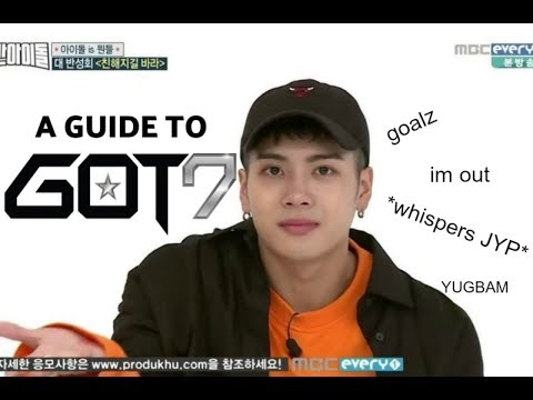 An Unhelpful Guide to GOT7